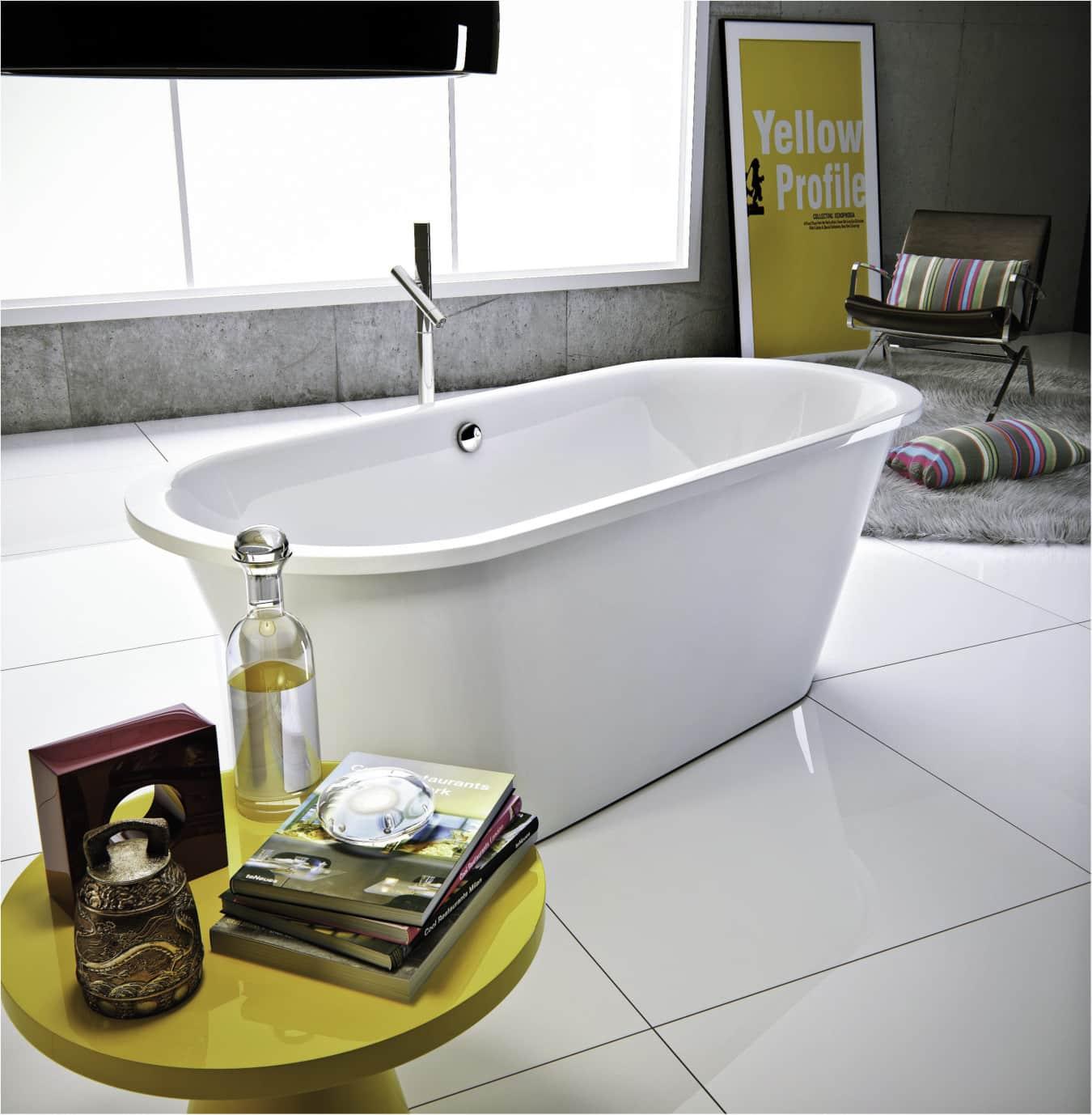 Interbagno Sabbia Banheira Brisa alta - Banheiros modernos