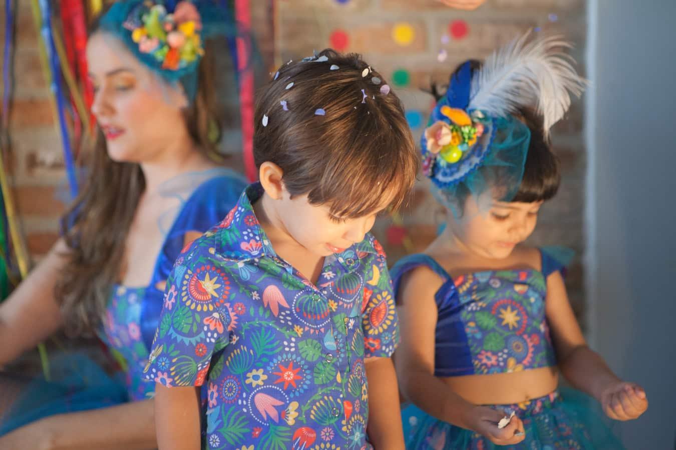MG 6598 - Bel Andrade Lima dá o tom do Carnaval da Firulinha