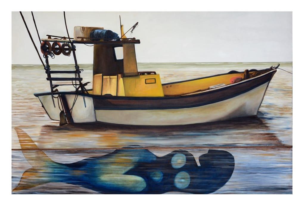 DSC 1381 - Sílvia Pantano inaugura exposição Barravento na MoMa Galeria de Arte