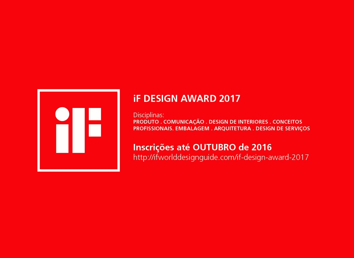 Lamina iF - iF DESIGN AWARD 2017