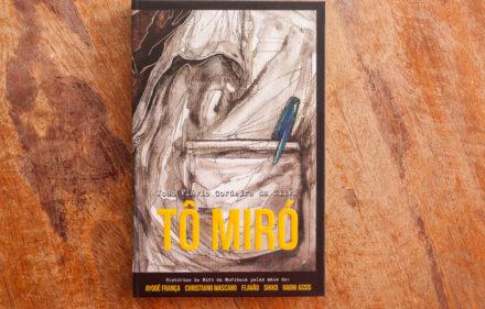 "Lucas Oliveira 8598 440x281 - ""Tô Miró"" dá imagem a textos do poeta"