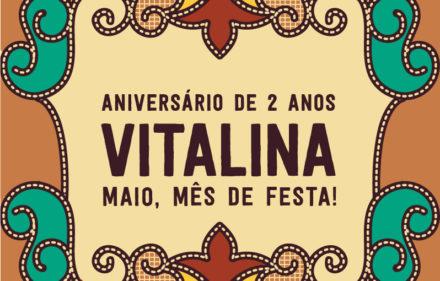 2 ANOS MAIO MES DE FESTA 440x281 - Vitalina comemora dois anos