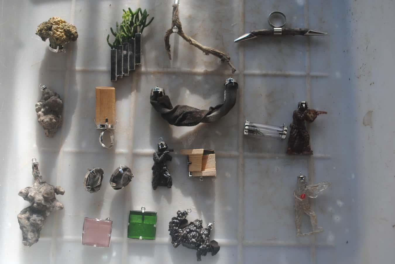 acessorios 1 1 - Arte e design na Casa do Cachorro Preto
