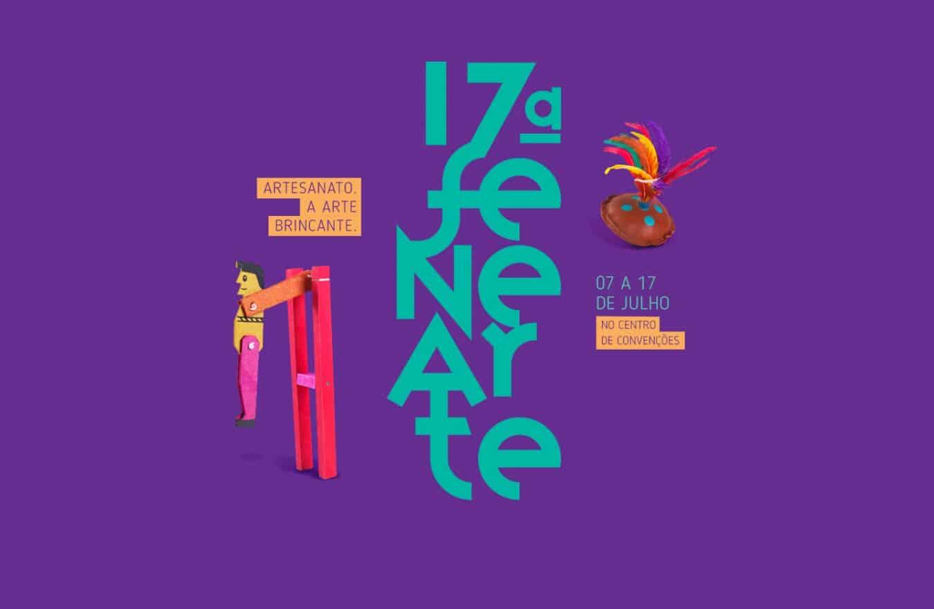 fenearte - 17ª Fenearte exalta o artesanato e a arte brincantes