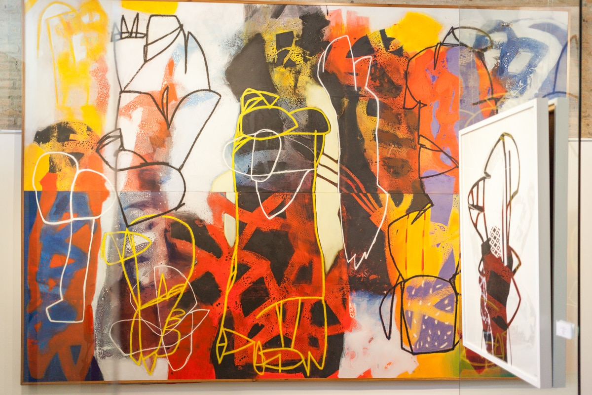 Lucas Oliveira 3302 - Pragana aposta na ousadia em nova exposição