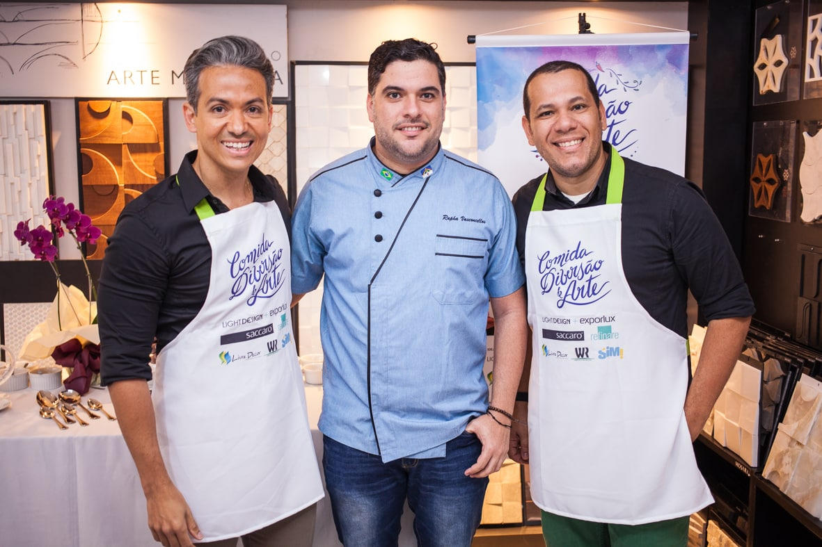 Lucas Oliveira 8574 - Comida, Diversão e Arte põe à prova arquitetos gourmets