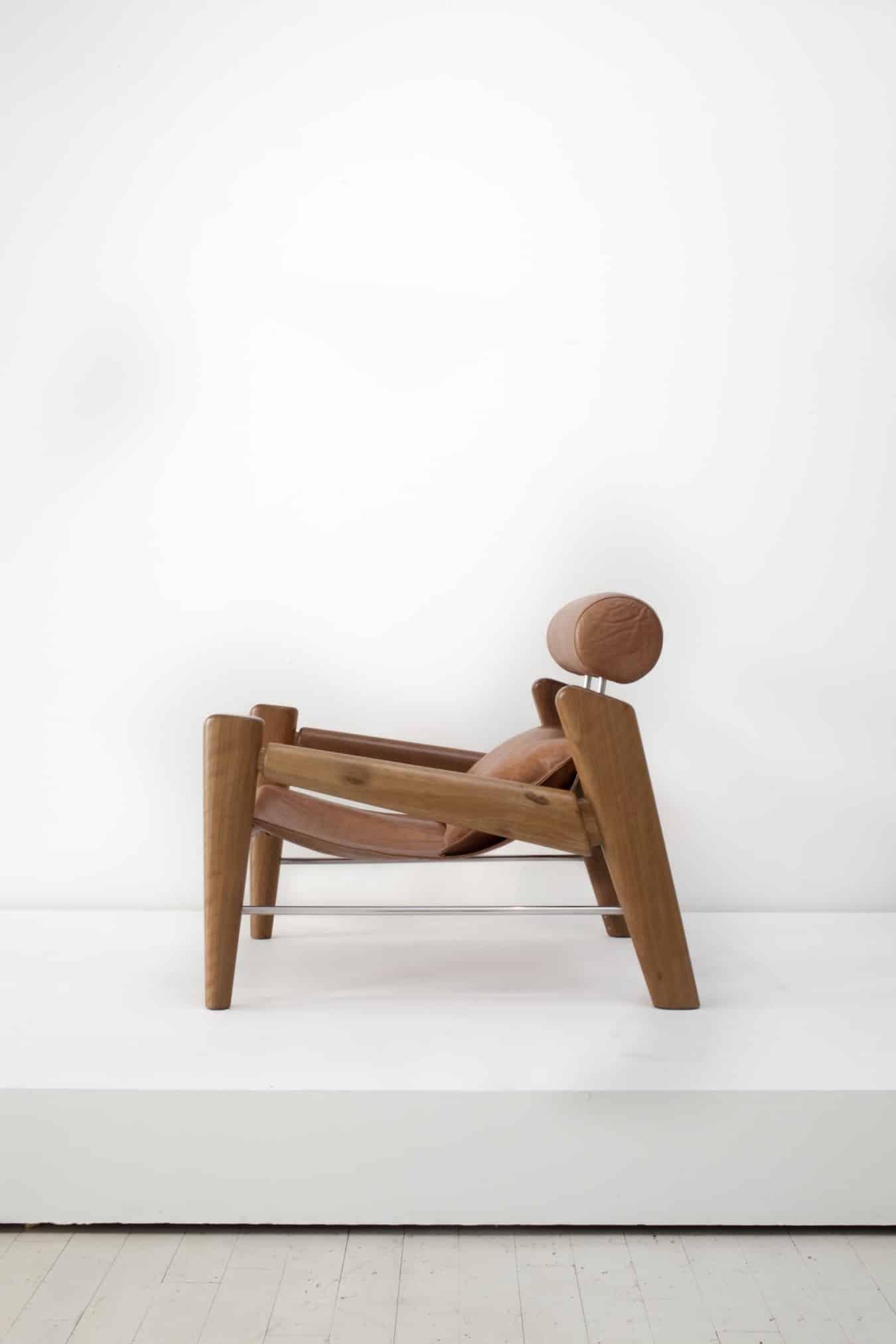 Cadeira Zanine de Zanine - Poltrona de Zanini de Zanine é selecionada para a Design Currents