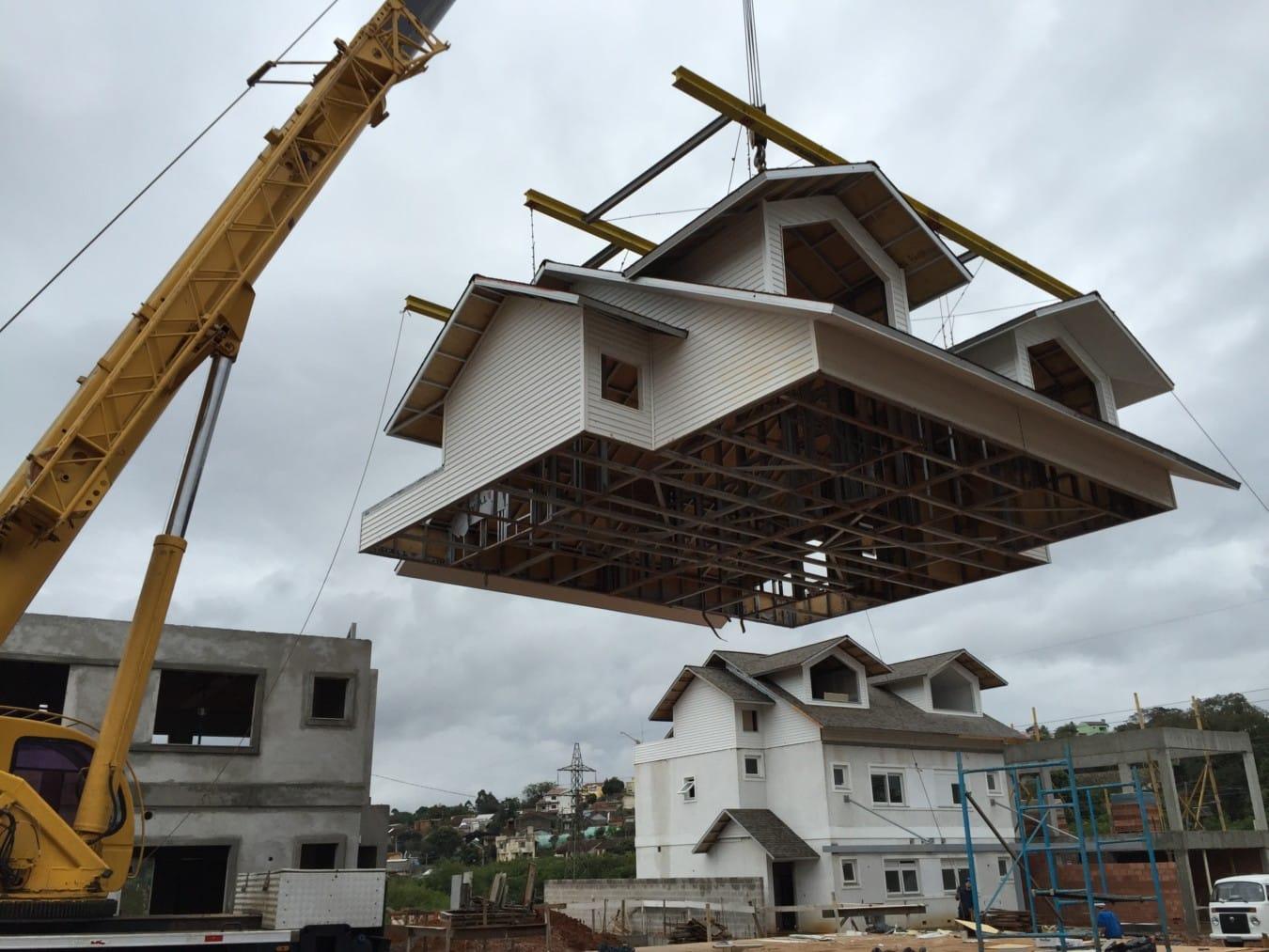 2 - Creche será erguida em um dia no Recife