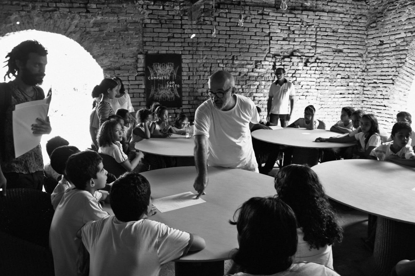 DSC 1519 - Belo Jardim tem residência artística