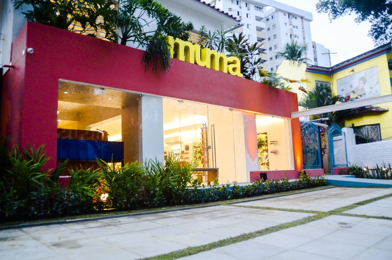 MUMA FACHADA FOTO DE PIERA LOBO 1 - Muma abre loja física no Recife