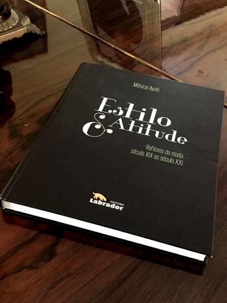 Capa do livro Estilo & Atitude