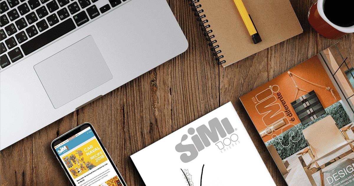 Revista SIM! prepara total repaginação do site