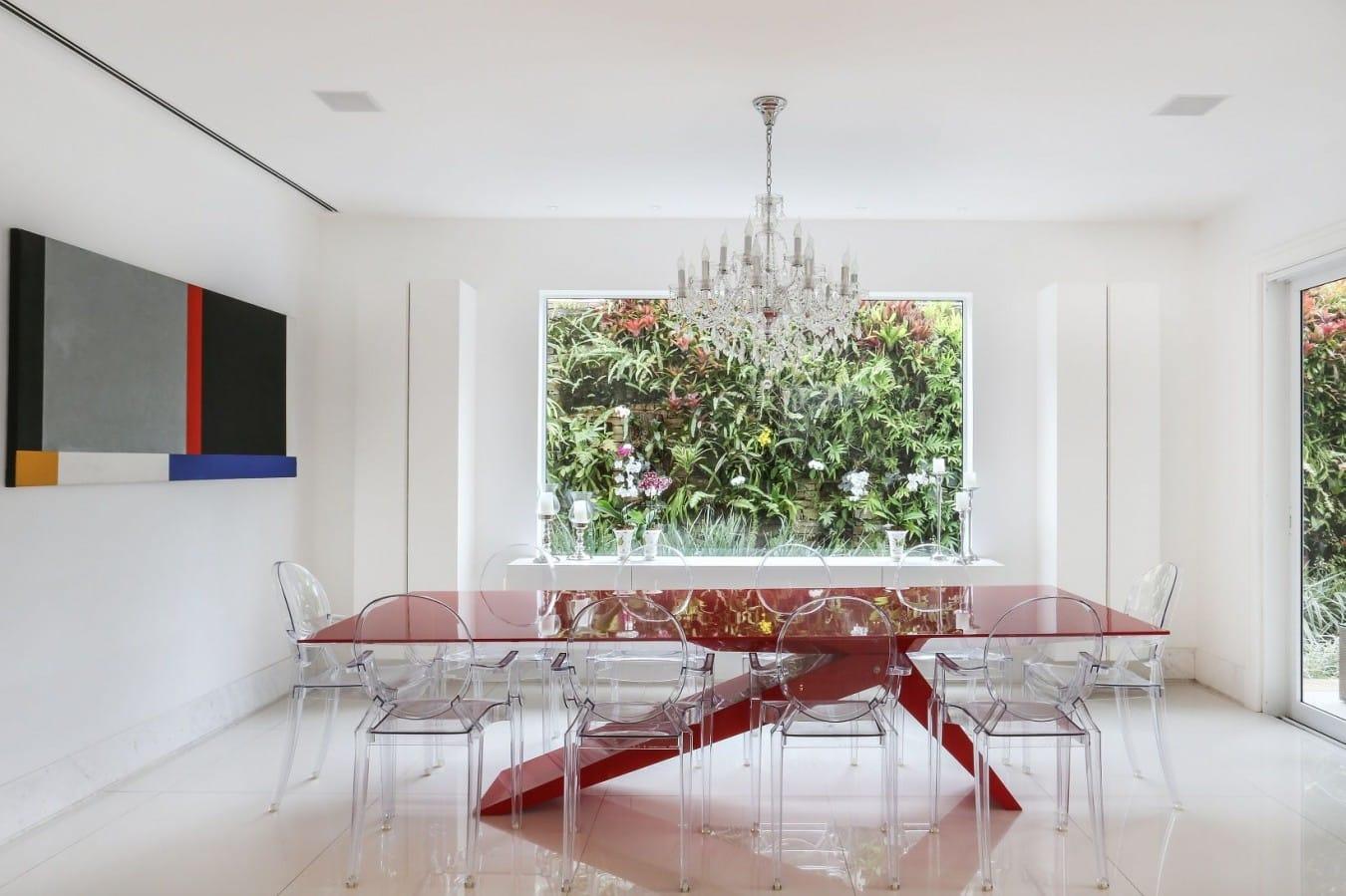 Projeto de Luxo Jardim da Barra arquiteta Denise Fernandes Fotos Antonio Schumacher 5 - 740m² de alto luxo em projeto no Rio de Janeiro