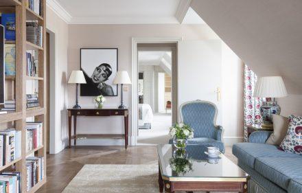 Le Bristol Paris Suite 760 Josephine Baker 5 2985 440x281 - Suíte no Le Bristol homenageia Josephine Baker