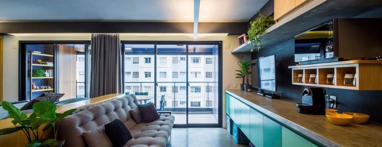 CASA 100 ARQUITETURA CREDIT QUADRA 2 7 1280x494 - Apartamento com única divisão interna é uma das apostas do escritório Casa 100 Arquitetura