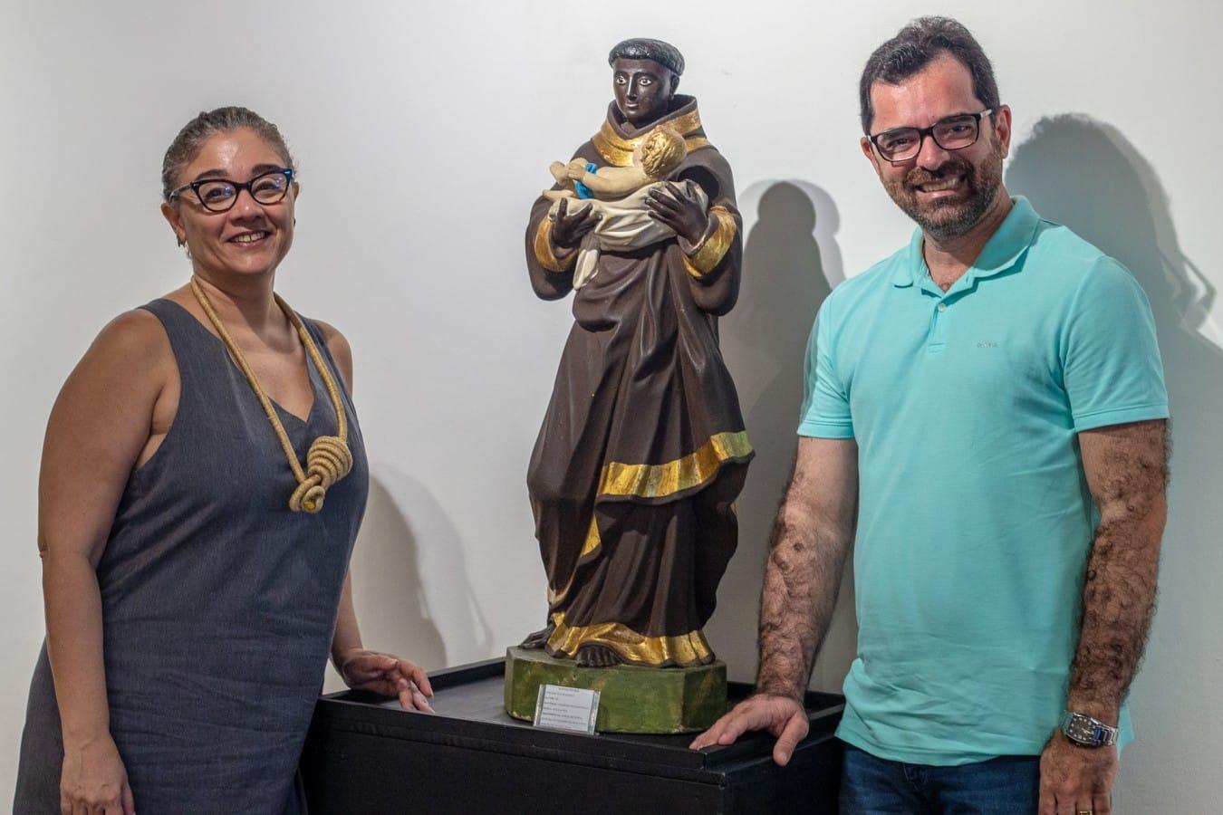Maspe @Felipe Bezerra 6111 - Maspe planeja exposição com santos negros