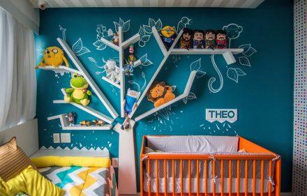 Quarto de bebê 2 Poligonus 440x281 - Quarto do bebê: conforto e criatividade na decoração