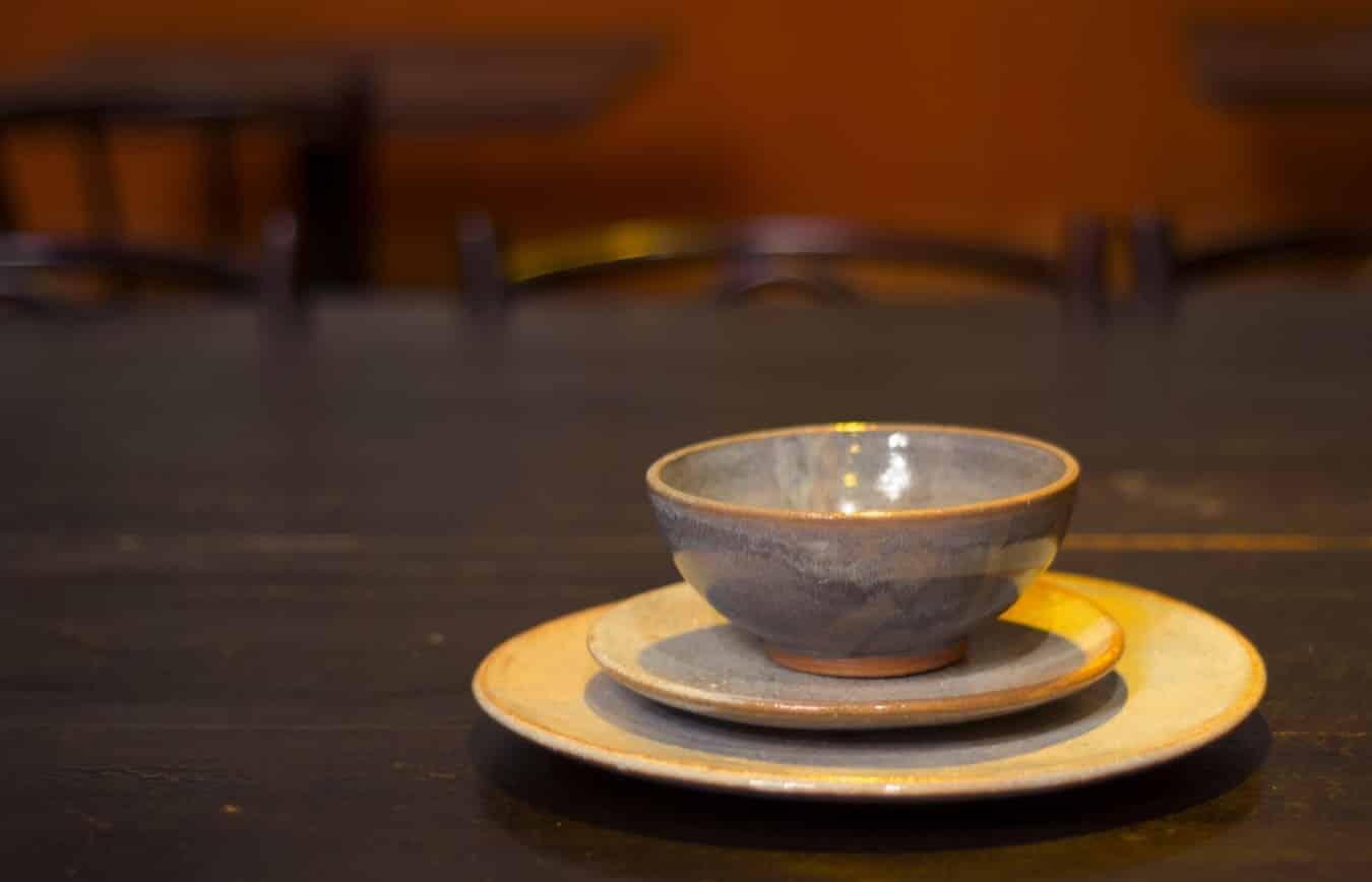 Artesão Nena Foto Danyelle Marques Produção O Imaginário Ambiente Restaurante Nez Bistrô - O artesanato presente em todos os lugares