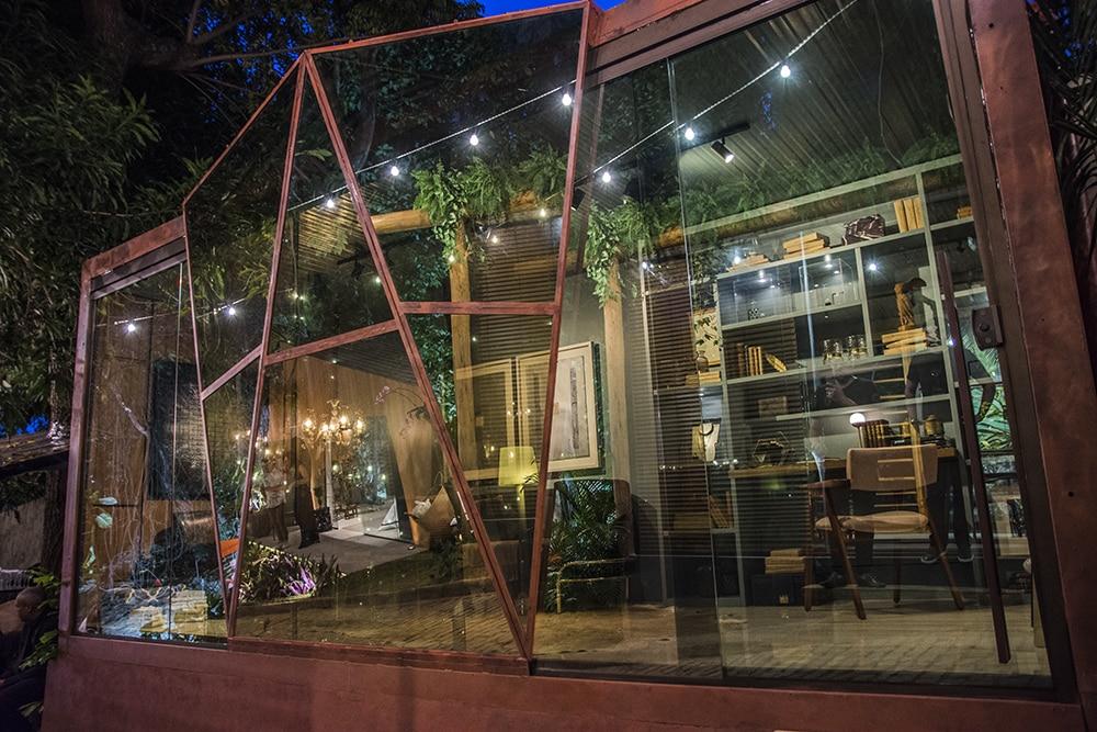 Studio de Joias Ipê Rosa 3 Bianca Mota e Marta Azevedo Foto Lucas Assis - Mostra Casas Conceito estreia com 35 ambientes