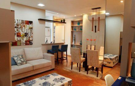 elaine5 440x281 - Ambientes pequenos: como fazer valer a sua decoração