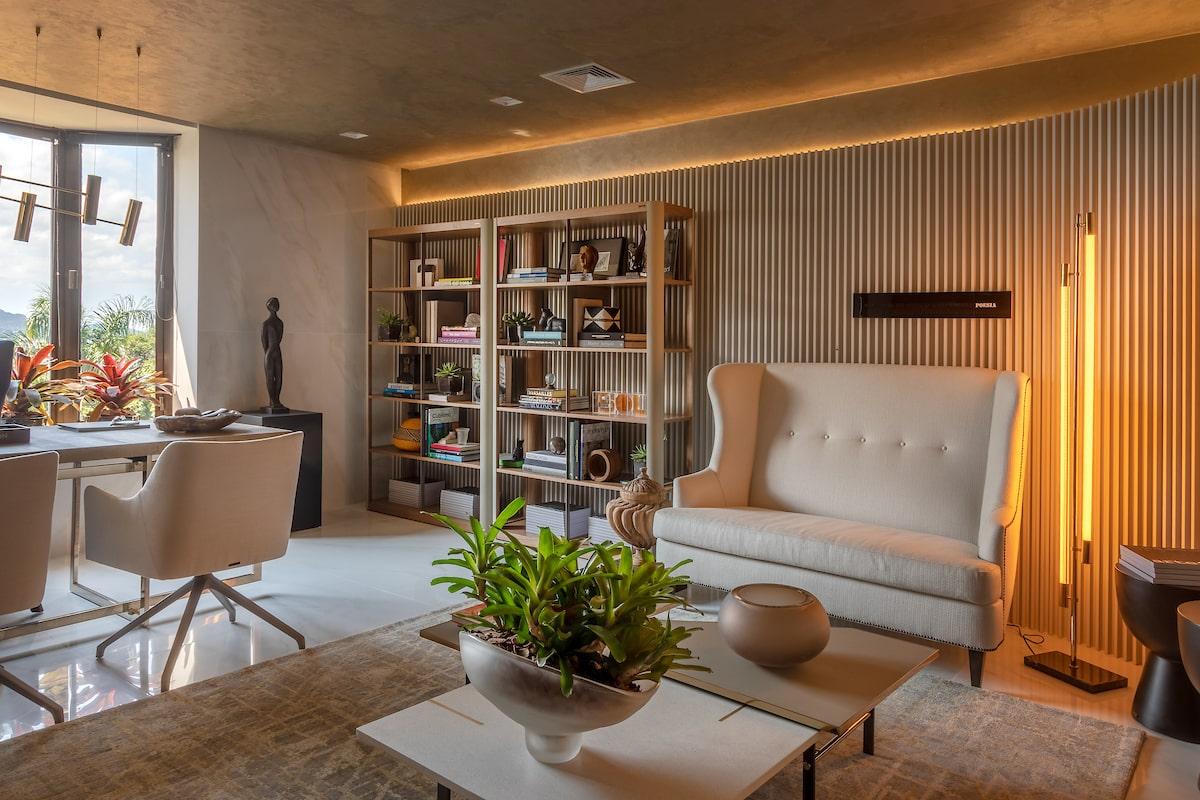 ALINE CELLIS BETHANIA DELIA 003 - CASACOR Rio de Janeiro apresenta tendências para a casa