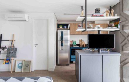 NewAgeMichigan doob arquitetura Foto Julia Ribeiro 47 440x281 - Apartamentos compactos: como otimizar os espaços