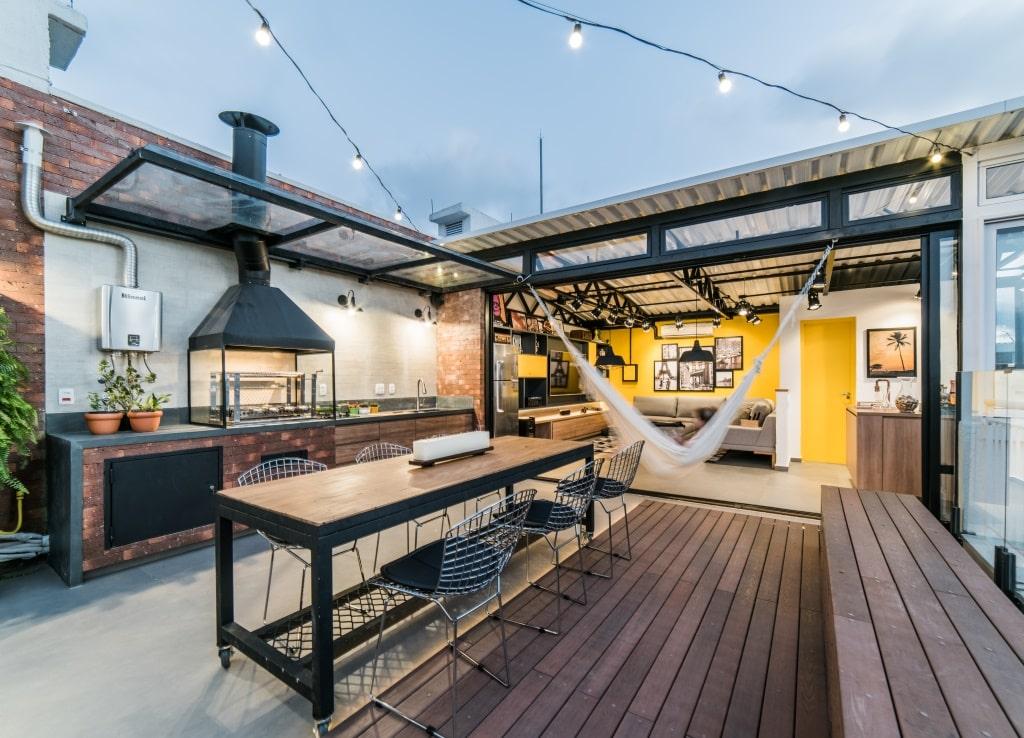 Duplex Ipiranga Pietro Terlizzi 53 - Duplex privilegia convivência e entretenimento