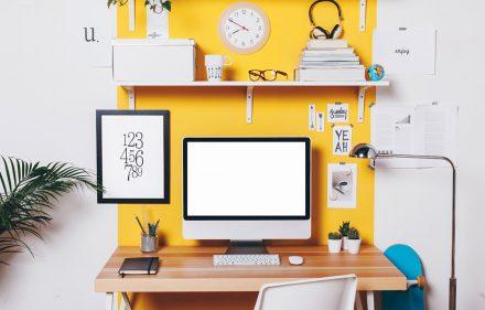 SIM HOME OFFICE A ESCOLHA DA COR 440x281 - Confira as dicas de como renovar o home office