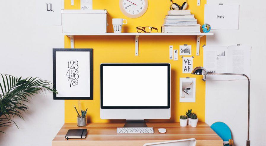 SIM HOME OFFICE A ESCOLHA DA COR 897x494 - Confira as dicas de como renovar o home office