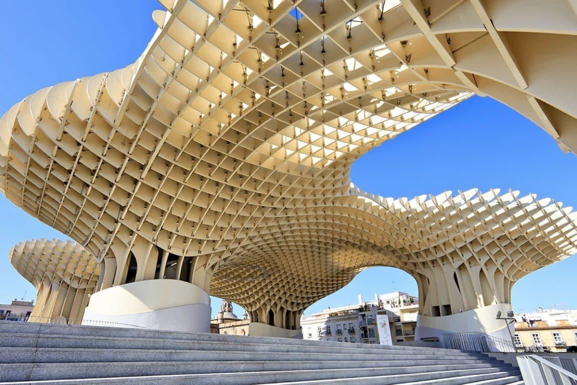 Metropol Parasol shutterstock 138742715 Fulcanelli 1155x770 - Arquitetura paramétrica: a revolução das formas