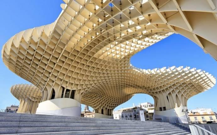Metropol Parasol shutterstock 138742715 Fulcanelli - Arquitetura paramétrica: a revolução das formas