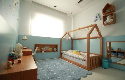 Projeto Triarq Studio de Arquitetura Foto Carla D'aqui 440x281 - Anote as dicas para montar um quarto de bebê com a técnica Montessori