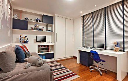 QUARTO1 440x281 - Estudando em casa com estilo e organização