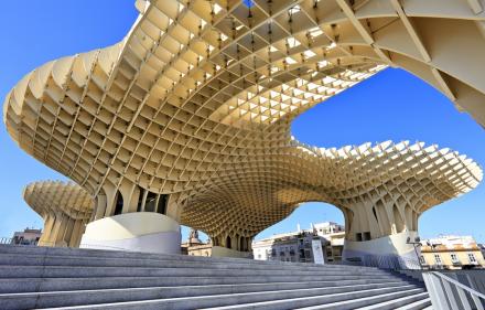 SIM POSTS ARQUITETURA PARAMETRICA 2 440x281 - Arquitetura paramétrica: a revolução das formas