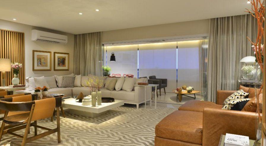 mg1 897x494 - Decoração intimista ganha destaque em apartamento de 195m², em Salvador