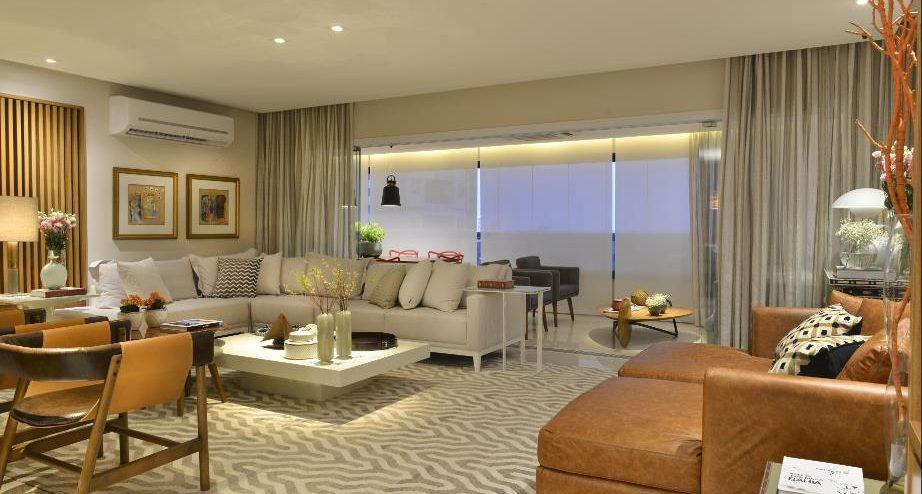 mg1 922x494 - Decoração intimista ganha destaque em apartamento de 195m², em Salvador