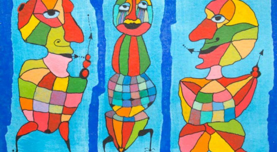 Arte Plural junta dois artistas em mostra