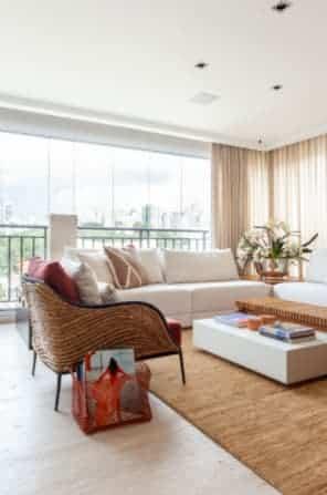 Image 8 - Varanda integrada: Saiba como aproveitar melhor o seu espaço