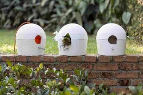 casinha rufus no jardim - Ideias para jardim externo: confira as dicas