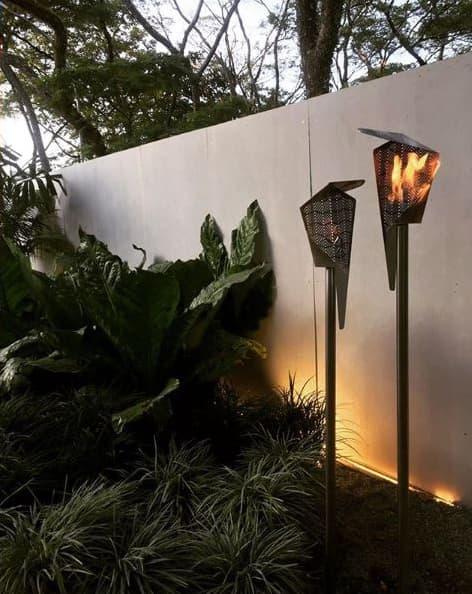 toucheiro para jardim - Ideias para jardim externo: confira as dicas