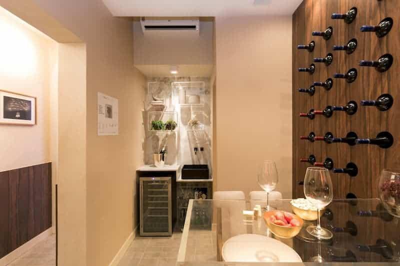 2 6 - Personalidade e estilo na Sala do Vinho