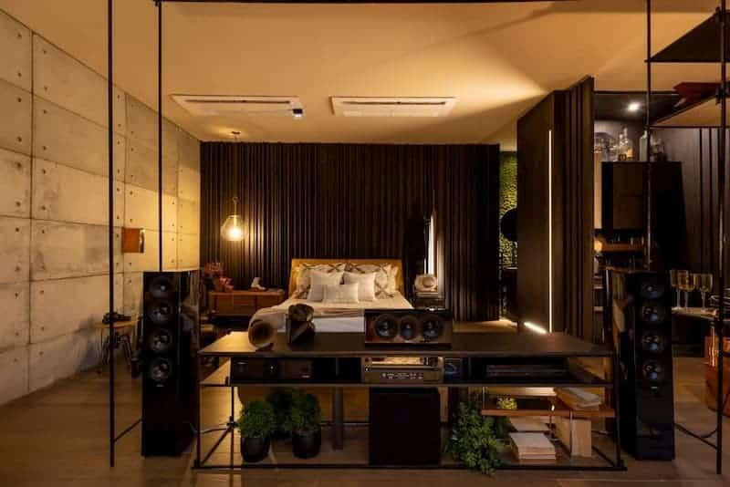 3 18 - O estilo contemporâneo de Nova York ganha espaço no Loft Morhar