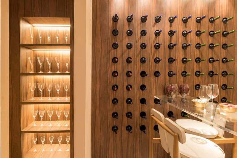 3 5 - Personalidade e estilo na Sala do Vinho