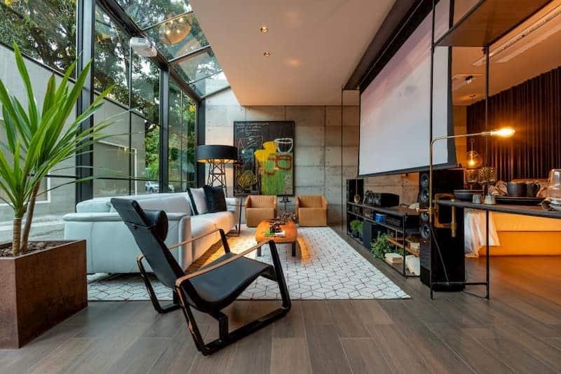 4 15 - O estilo contemporâneo de Nova York ganha espaço no Loft Morhar