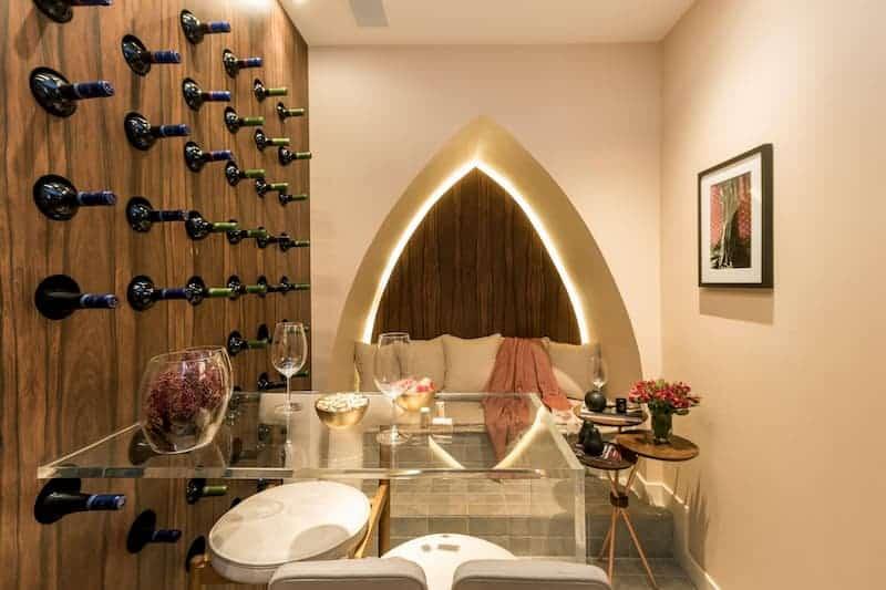 4 2 - Personalidade e estilo na Sala do Vinho