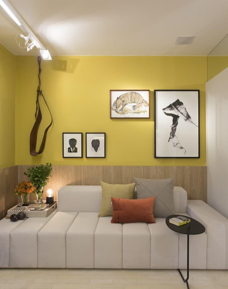 4 9 - Sala Íntima: espaço ideal para o convívio familiar