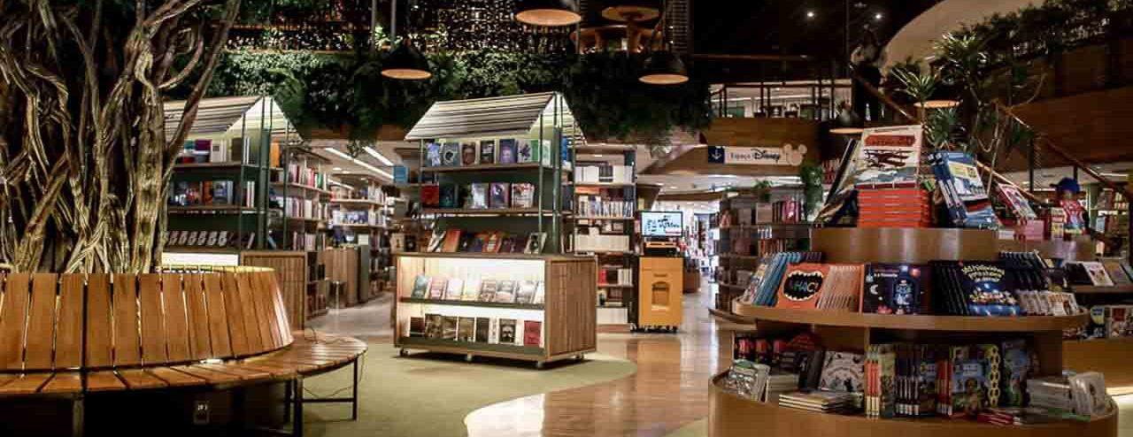 foto livraria Jaqueira