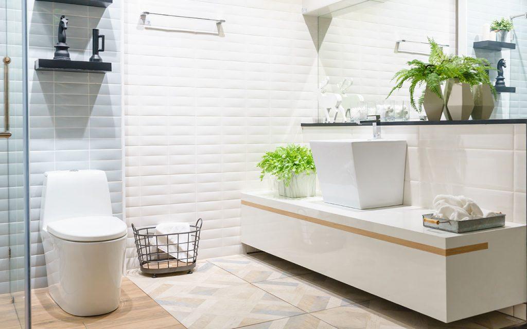 banheiro shutterstock 745420996 NavinTar 1024x640 - Anote as dicas para usar o Feng shui na sua casa