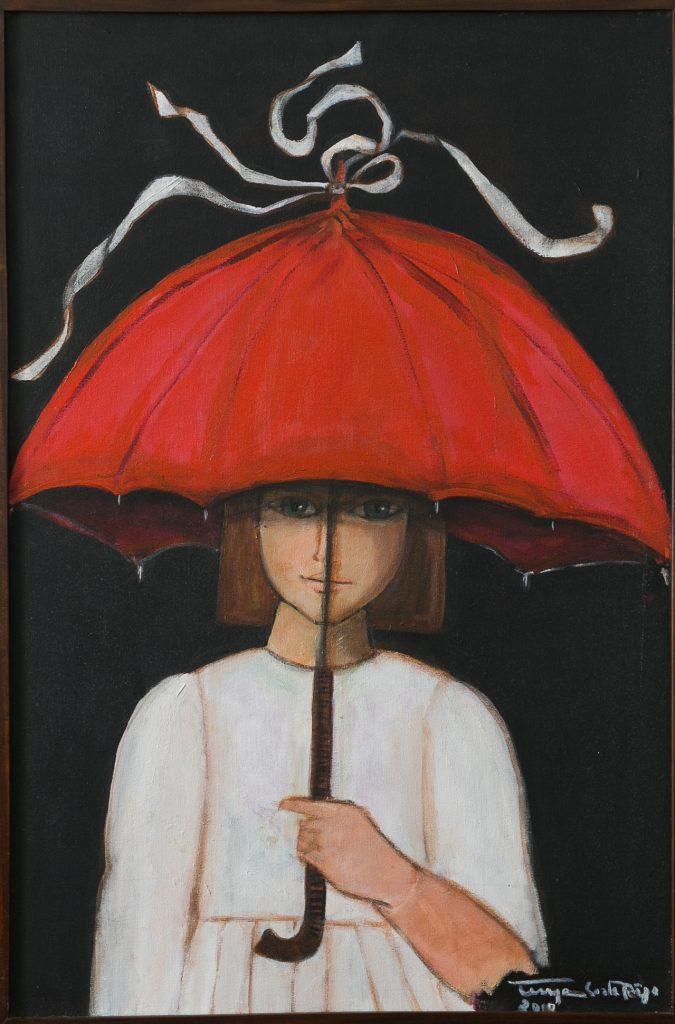 guarda chuvas tata 675x1024 - Nova exposição na Amparo 60 destaca a força feminina
