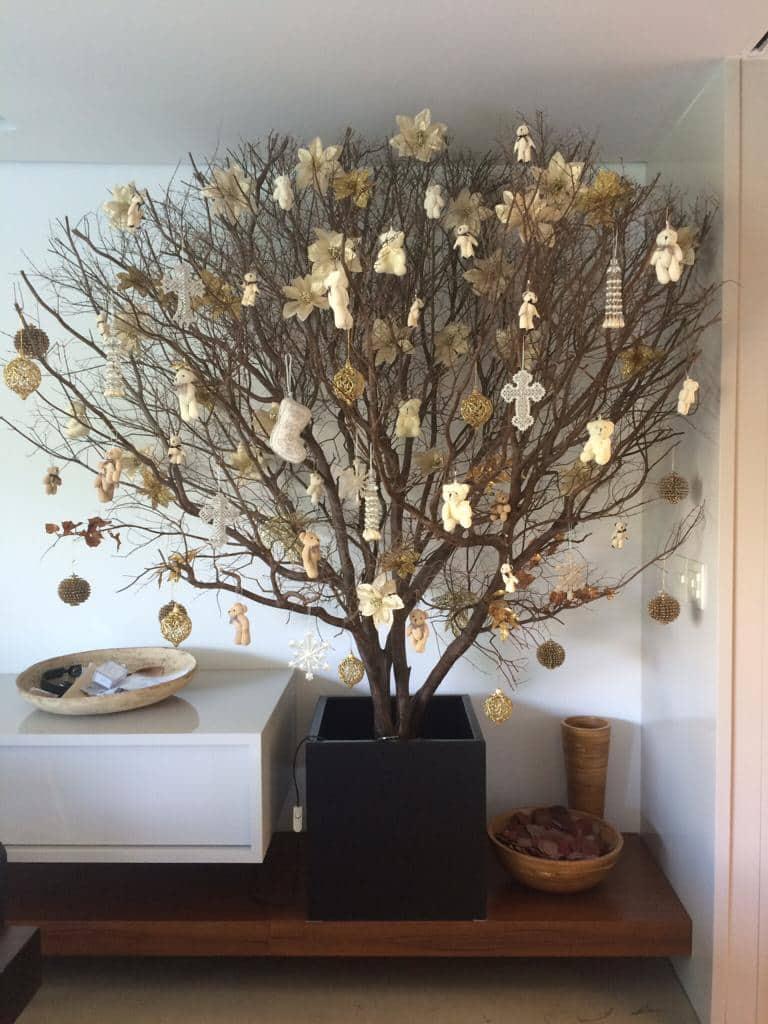 avoreseca - Separamos alguns modelos de árvore de natal para você se inspirar